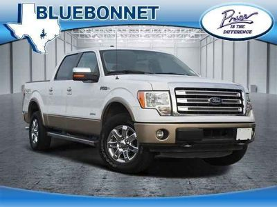 Used 2014 Ford F-150 4WD SuperCrew 145