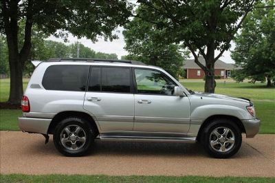 $6,539, Low Miles 2006 Toyota Land Cruiser