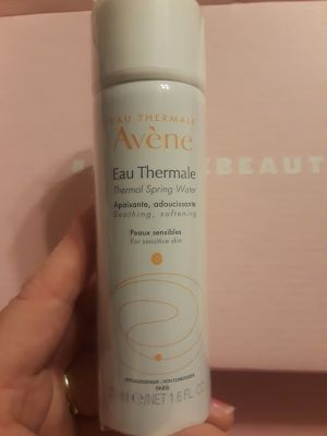 New Avene Eau Thermale , thermal spring water