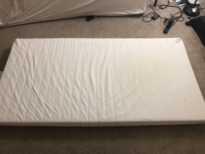 Twin size foam Mattress