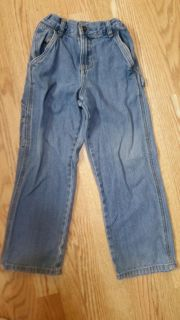 Boys size 7 Faded Glory jeans