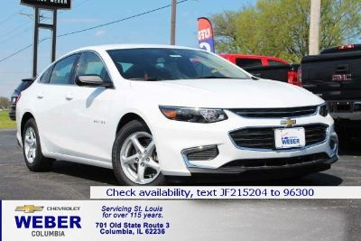 2018 Chevrolet Malibu LS (Summit White - White)