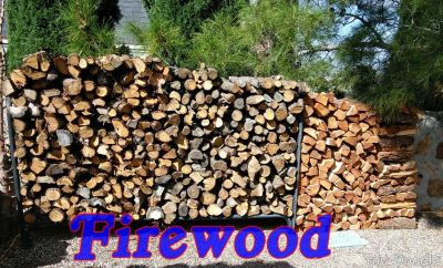 Juniper and other firewood for sale westside