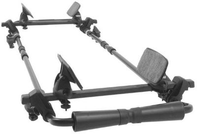 Thule 887XT roof top kayak rack