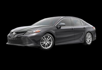2019 Toyota Camry XLE (Predawn Gray Mica)