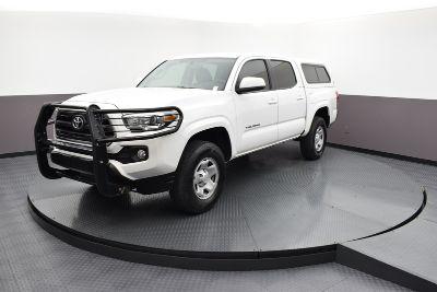 2016 Toyota Tacoma SR (WHITE)
