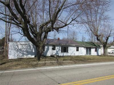 3 Bed 1 Bath Foreclosure Property in Lakeview, OH 43331 - State Route 365
