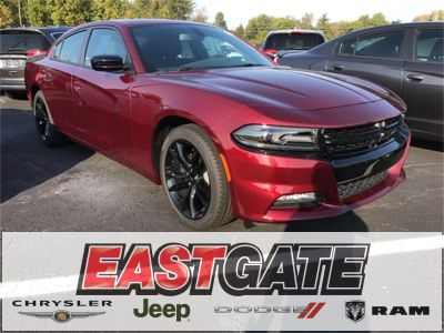 2018 Dodge Charger SXT (Red)