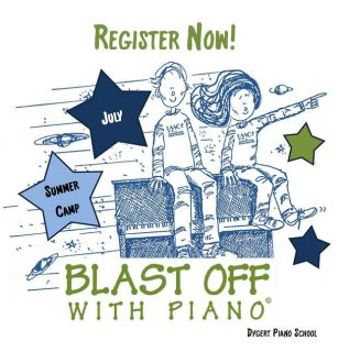 July Piano Camp - Register Now