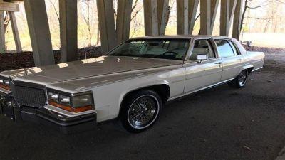 Cadillac 1987