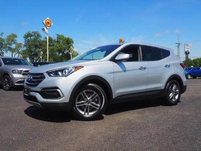 2017 Hyundai Santa Fe Sport 2.4 Base (Sparkling Silver)