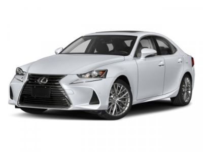 2018 Lexus IS IS (Ultra White)