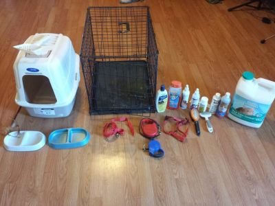 Kennel and pet supplies