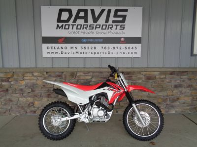 2018 Honda CRF125F Competition/Off Road Motorcycles Delano, MN