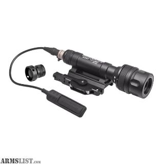 For Sale/Trade: Surefire m620v Scout light led white and ir output