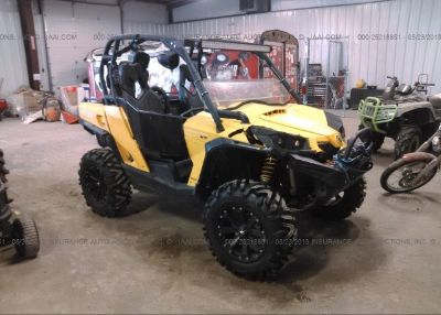2016 Can-am COMMANDER