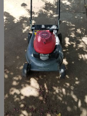 Honda push mower not self propelled