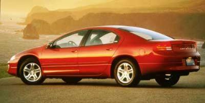 1999 Dodge Intrepid Base (Red)