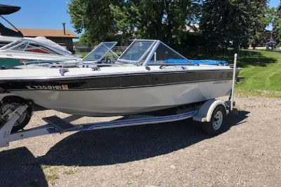 1988 Smoker Craft 171 ALANTE