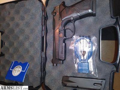 For Trade: Beretta 90-two