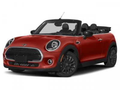 2019 MINI Convertible Cooper (Solaris Orange Metallic)