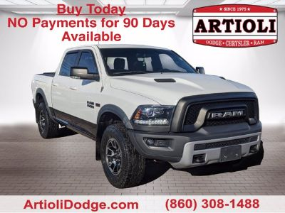 2016 RAM 1500 (Bright White Clearcoat)