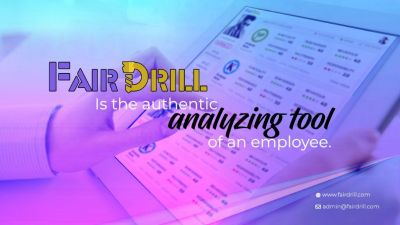 FairDrill is the authentic analyzing tool of an employee.