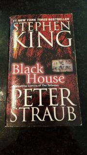 Stephen King-Peter Straub Black Horse