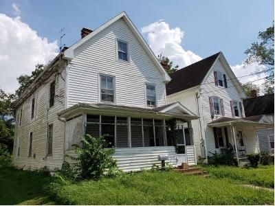 3 Bed 1.5 Bath Foreclosure Property in Pocomoke City, MD 21851 - 2nd St