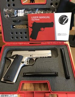 For Sale: Zenith Tisas Zig 9mm