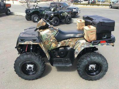 2013 Polaris Sportsman 500 H.O. ATV Utility ATVs Butte, MT