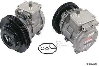 Buy Denso A/C Compressor motorcycle in Los Angeles, California, US, for US $289.60