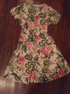 Loft maternity dress size 6