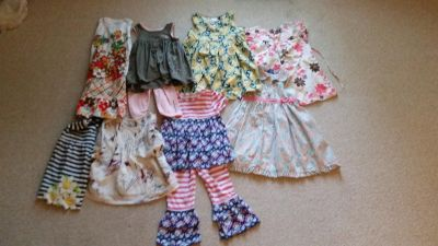 Girls Clothes ( 4t )