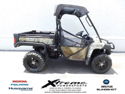 2015 John Deere Gator XUV 855D Power Steering General Use Utility Vehicles Tampa, FL