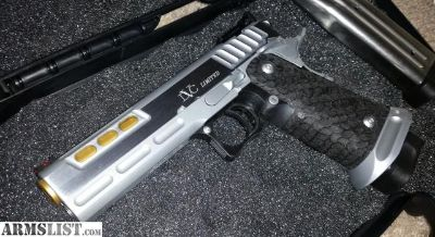 For Trade: STI DVC Limited 9mm