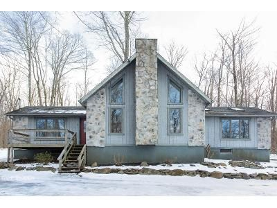 2 Bed 2.5 Bath Foreclosure Property in Pocono Lake, PA 18347 - Wappinger Way