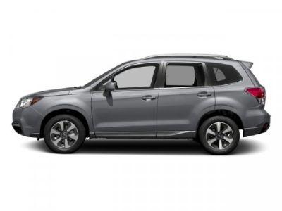2018 Subaru Forester 2.5i Limited (Ice Silver Metallic)