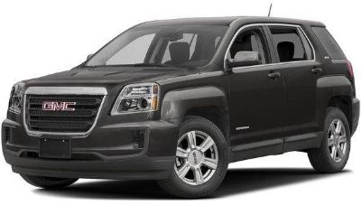 Used 2016 GMC Terrain FWD 4dr