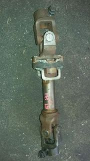 Find STEERING LINKAGE SHAFT KNUCKLE intermediate U-JOINT Cadillac Fleetwood FWD 1987 motorcycle in Clermont, Florida, United States, for US $40.00
