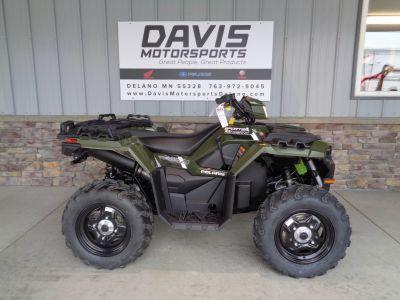2018 Polaris Sportsman 850 Utility ATVs Delano, MN