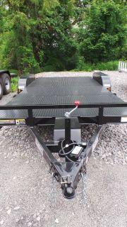 NEW 2015 BELMONT CH818SD TRAILER