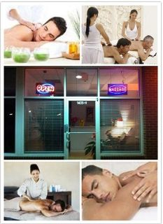 Oriental spa massage
