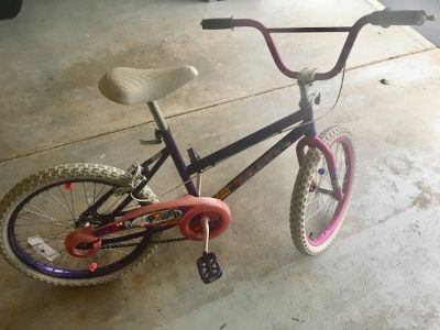 "Girls 30"" Huffy Bike"