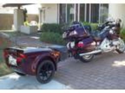 2007 Honda GL1800-Goldwing-ABS Touring in Clinton, UT