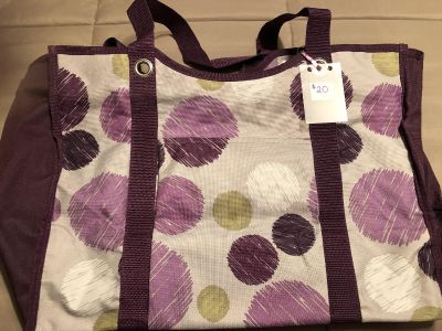 Retired Thirty One Bag