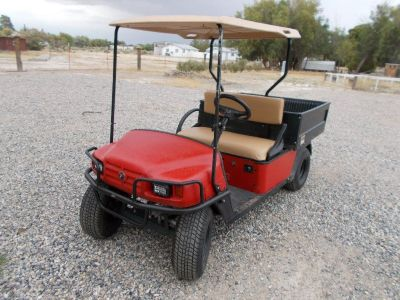 EZGO workhorse golf cart
