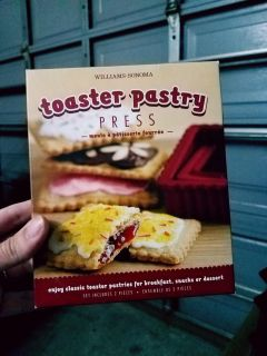 Brand new toaster pastry press