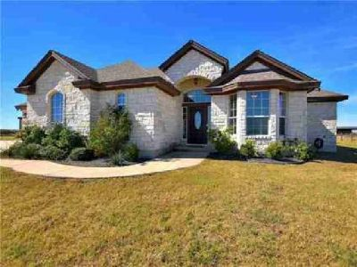 2101 County Road 469 Coupland, Custom ranch style home w/ 3