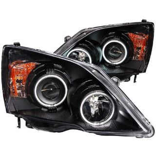 Find Anzo Headlights Black Clear Projector with Halo for 2007-2008 Honda CR-V 121225 motorcycle in Bridgeport, Texas, US, for US $489.54